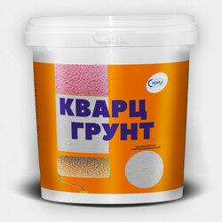 Адгезионный грунт с кварцевым наполнителем «КВАРЦ ГРУНТ»